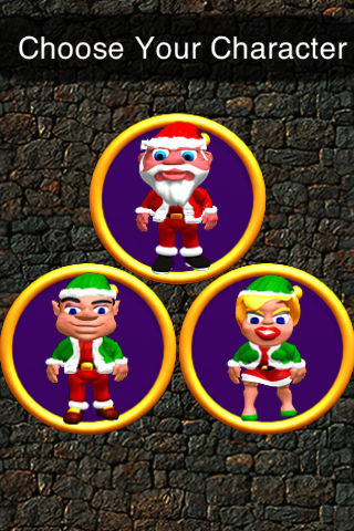 Screenshot Jumping Elves Free