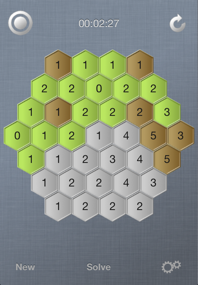 Screenshot Alpha Hex