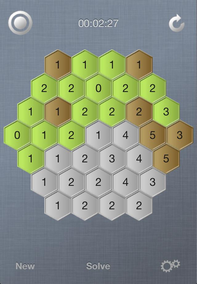 Screenshot Alpha Hex