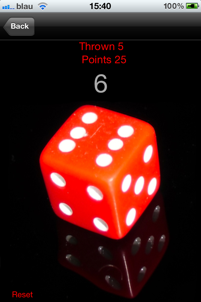 Screenshot Super 5 DICE 3D