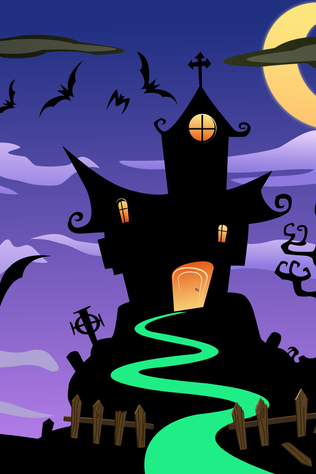 Screenshot Halloween Paint HD Free
